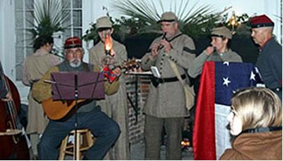 Ft. Pulaski Candle Lantern Tours